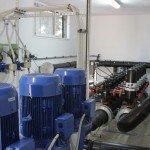Economie d'énergie en irrigation