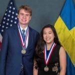 Le STOCKHOLM JUNIOR WATER PRIZE 2017 :  Deux jeunes américains le remportent.