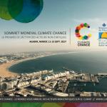 Le réchauffement climatique placé au cœur des débats au Sommet Mondial Climate Chance au Maroc.