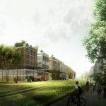 l'espace vert autant que composante urbaine