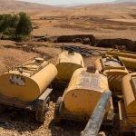 Les plus grands conflits sur l'eau 1: Syrie Vs. Israel